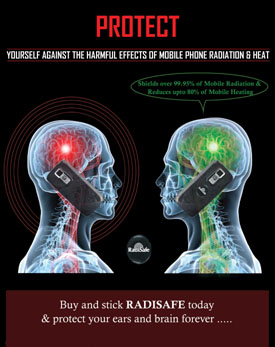 Radisafe How To Protect Your Ear